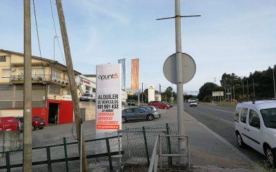 NUEVA DELEGACIÓN COMERCIAL EN BERGONDO